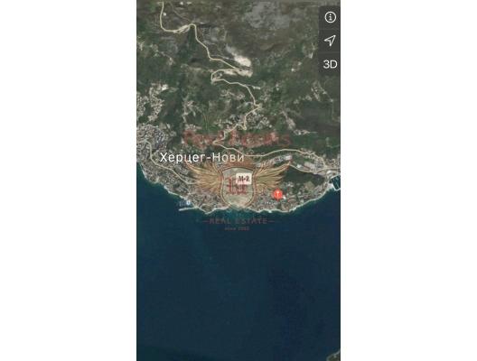 Herceg Novi'de deniz manzaralı tek yatak odalı daire., Karadağ da satılık ev, Montenegro da satılık ev, Karadağ da satılık emlak