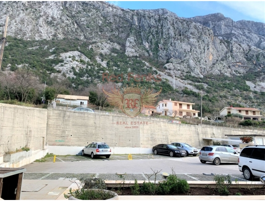 One bedroom apartment in a modern complex in Boka bay, apartments in Montenegro, apartments with high rental potential in Montenegro buy, apartments in Montenegro buy