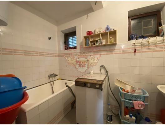 Kuća u malom selu Kuljace, Budva Rivjera, Becici kuća kupiti, kupiti kuću u Crnoj Gori, kuća s pogledom na more u Crnoj Gori