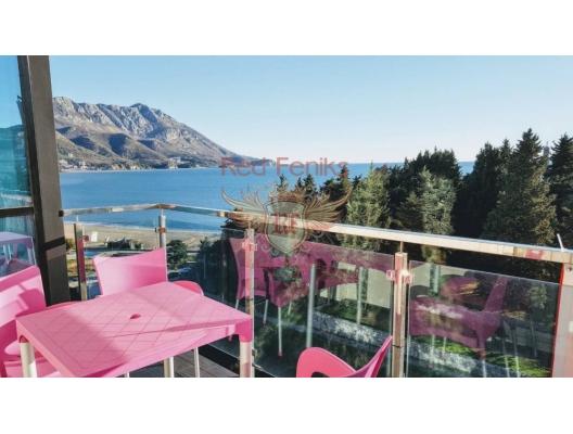 Becici'de Denize Sifir Iki Yatak Odalı Daire, Karadağ da satılık ev, Montenegro da satılık ev, Karadağ da satılık emlak