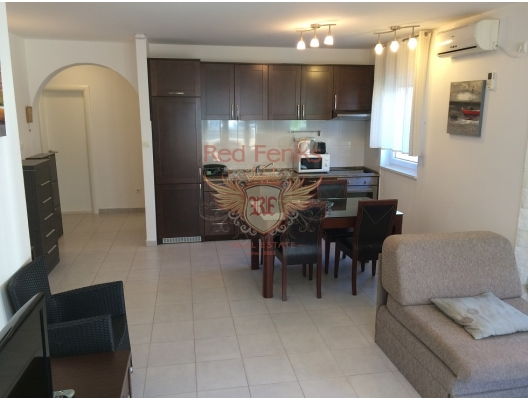 Magnificent apartment overlooking the bay and the old town of Kotor, investment with a guaranteed rental income, serviced apartments for sale
