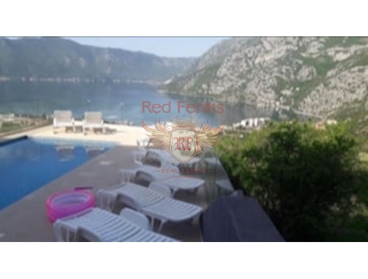 Risan'da yeni panoramik kompleks, Kotor-Bay da satılık evler, Kotor-Bay satılık daire, Kotor-Bay satılık daireler
