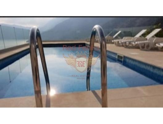 Risan'da yeni panoramik kompleks, becici satılık daire, Karadağ da ev fiyatları, Karadağ da ev almak