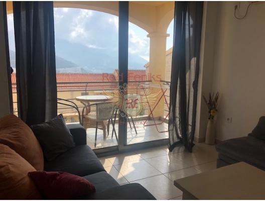 Yüzme havuzlu özel bir kompleks içinde iki yatak odalı daire. Becici, Karadağ, Region Budva da satılık evler, Region Budva satılık daire, Region Budva satılık daireler