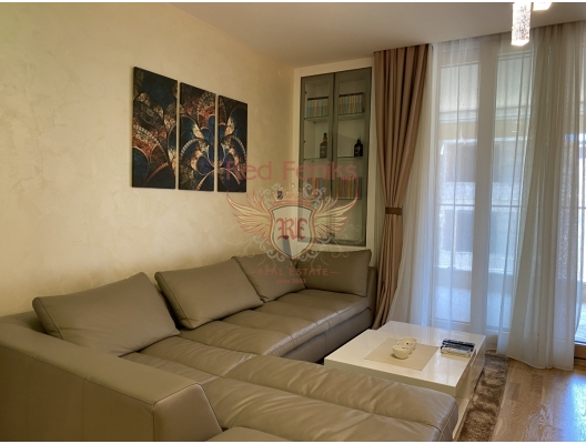 Budva'da İki Yatak Odalı Daire 2+1, Region Budva da ev fiyatları, Region Budva satılık ev fiyatları, Region Budva ev almak
