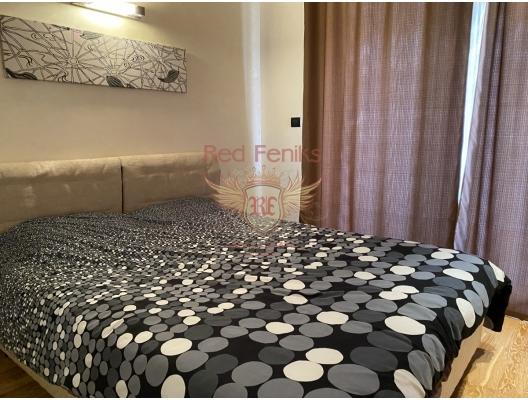 Budva'da İki Yatak Odalı Daire 2+1, becici satılık daire, Karadağ da ev fiyatları, Karadağ da ev almak