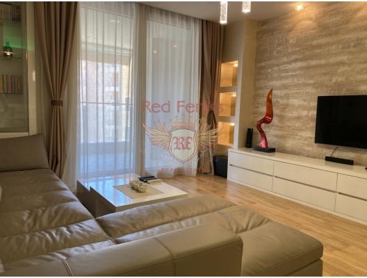 Budva'da İki Yatak Odalı Daire 2+1, Region Budva da satılık evler, Region Budva satılık daire, Region Budva satılık daireler