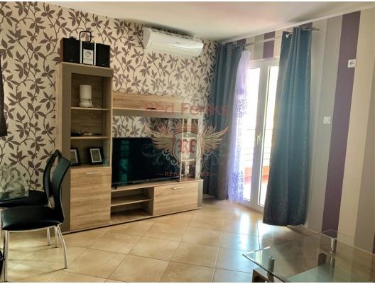 Budva Old town yakınındaki deniz manzaralı daire, becici satılık daire, Karadağ da ev fiyatları, Karadağ da ev almak