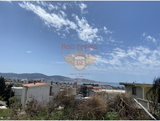 Bar'da panoramik arsa, Tivat satılık arsa, Herceg Novi satılık arsa