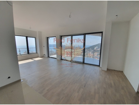 Beçiçi'de Kapalı Konut Kompleksi, Region Budva da satılık evler, Region Budva satılık daire, Region Budva satılık daireler