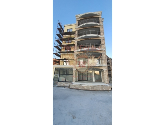 Closed Residential Complex in Becici, apartments in Montenegro, apartments with high rental potential in Montenegro buy, apartments in Montenegro buy