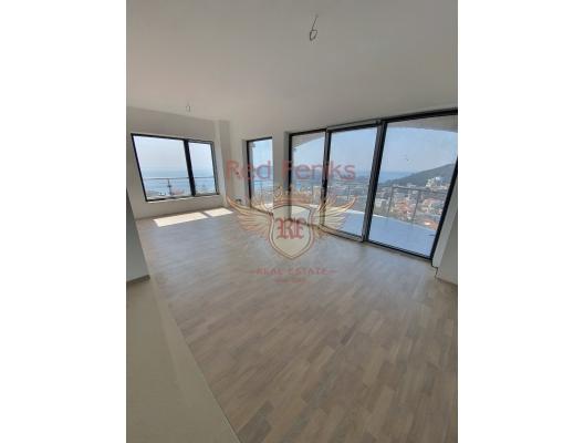 Beçiçi'de Kapalı Konut Kompleksi, Karadağ da satılık ev, Montenegro da satılık ev, Karadağ da satılık emlak