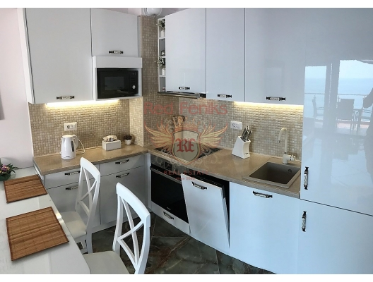 One bedroom apartment, sea view apartment for sale in Montenegro, buy apartment in Bar, house in Region Bar and Ulcinj buy