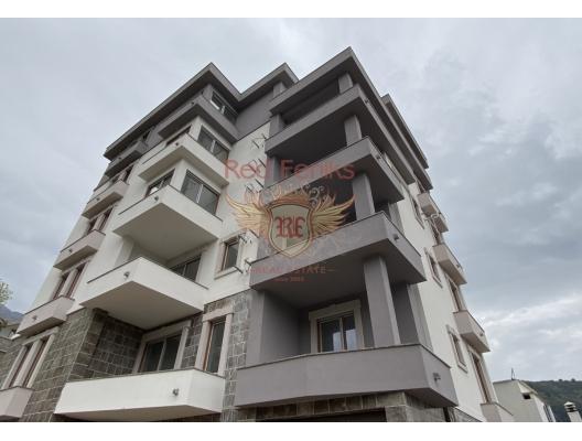 Apartments in a new residential complex in Budva, Karadağ satılık evler, Karadağ da satılık daire, Karadağ da satılık daireler
