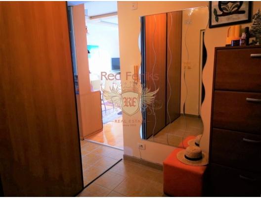 Budva, Karadağ'ın sakin bir bölgesinde tek yatak odalı daire, Becici da satılık evler, Becici satılık daire, Becici satılık daireler