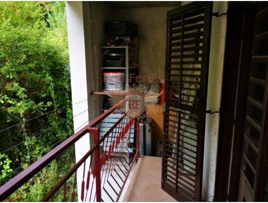 Budva, Karadağ'ın sakin bir bölgesinde tek yatak odalı daire, Karadağ da satılık ev, Montenegro da satılık ev, Karadağ da satılık emlak