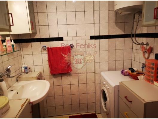 Budva, Karadağ'ın sakin bir bölgesinde tek yatak odalı daire, Region Budva da ev fiyatları, Region Budva satılık ev fiyatları, Region Budva ev almak