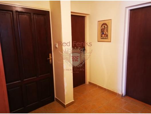 Budva, Karadağ'ın sakin bir bölgesinde tek yatak odalı daire, Montenegro da satılık emlak, Becici da satılık ev, Becici da satılık emlak