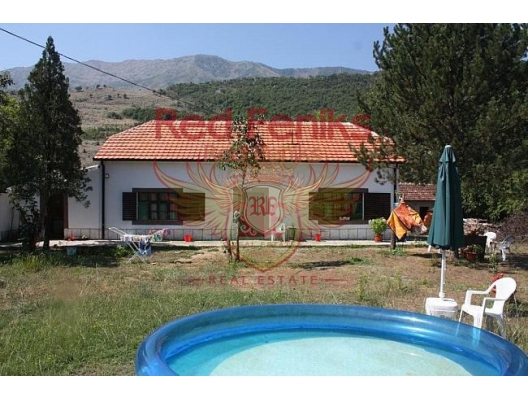 Renovated house for sale in the picturesque village of Frutak, near the city of Danilovgrad.