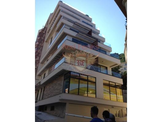 Rafailovici'de iki yatak odalı daire, Becici da satılık evler, Becici satılık daire, Becici satılık daireler