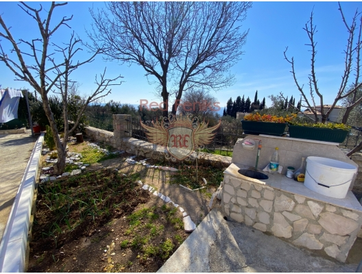 Two Small Houses in Rezevici with Beautiful Sea View, Montenegro real estate, property in Montenegro, Region Budva house sale