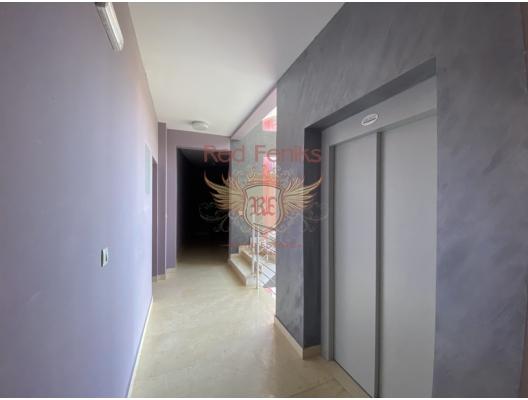 Rafailovici'de Panoramik İki Yatak Odalı Daire 2+1, becici satılık daire, Karadağ da ev fiyatları, Karadağ da ev almak