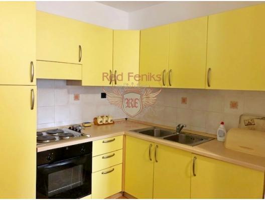 Budva'da İki Yatak Odalı Daire 2+1, Karadağ da satılık ev, Montenegro da satılık ev, Karadağ da satılık emlak