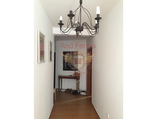 Becici'de panoramik manzaralı üç yatak odalı daire, Becici dan ev almak, Region Budva da satılık ev, Region Budva da satılık emlak