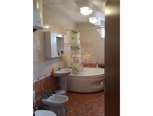Becici'de panoramik manzaralı üç yatak odalı daire, Region Budva da ev fiyatları, Region Budva satılık ev fiyatları, Region Budva ev almak