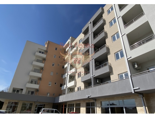 For sale Nnew residential complex with comfortable apartment for sale in the center of Budva.