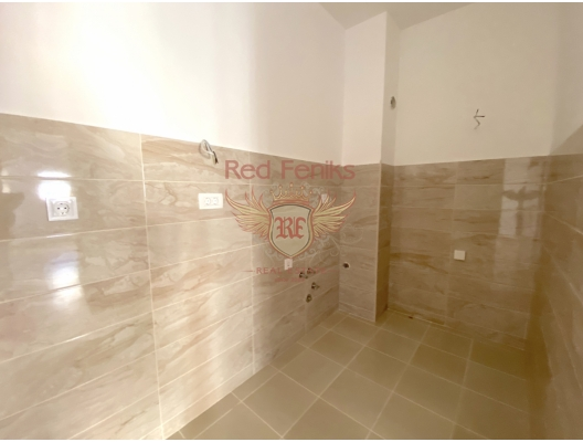 One-bedroom apartments in a complex under construction in the center of Budva, apartment for sale in Region Budva, sale apartment in Becici, buy home in Montenegro