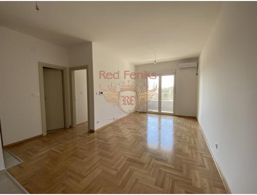 Zwei-Zimmer-Wohnungen in einem neuen Haus im Bau im Zentrum von Budva, Verkauf Wohnung in Becici, Haus in Montenegro kaufen