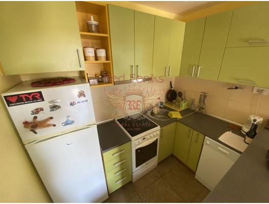 Petrovac'ta İki Yatak Odalı Daire 2+1, Becici dan ev almak, Region Budva da satılık ev, Region Budva da satılık emlak