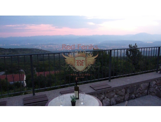 Beautiful house in Podgorica, Cetinje house buy, buy house in Montenegro, sea view house for sale in Montenegro