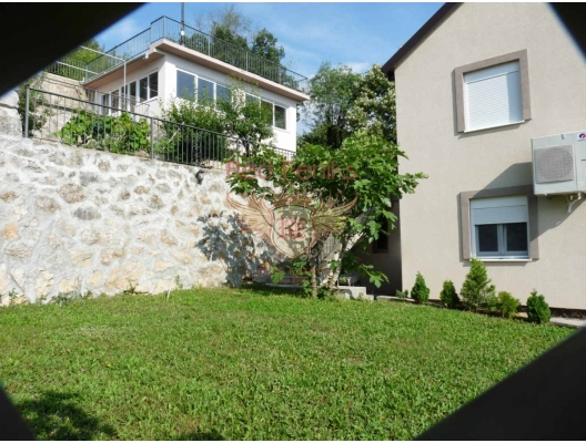 For sale beautiful house in Podgorica with big plot.