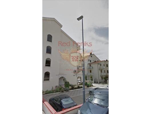 Budva'da Küçük Stüdyo Daire, Karadağ satılık evler, Karadağ da satılık daire, Karadağ da satılık daireler