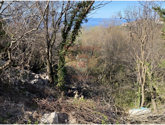 Urbanised Plot in Blizikuce, Tudorovici, plot in Montenegro for sale, buy plot in Region Budva, building plot in Montenegro
