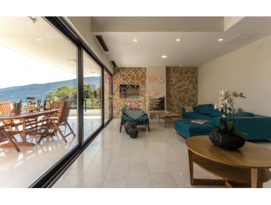 Montenegro Djenovici'de satılık muhteşem villa, Kotor-Bay satılık müstakil ev, Kotor-Bay satılık müstakil ev