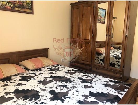 Spacious Apartment in Becici, becici satılık daire, Karadağ da ev fiyatları, Karadağ da ev almak