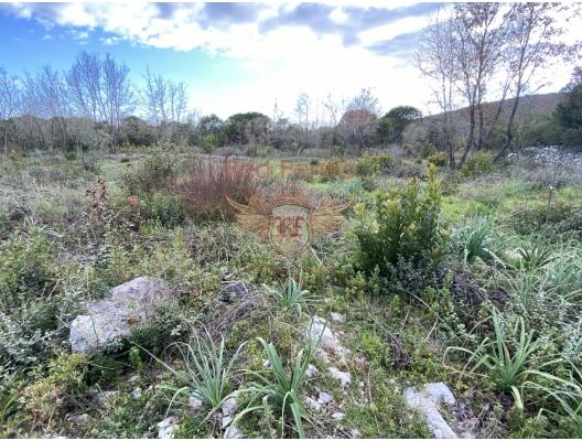 Sea View Plot in Krimovica, Budva, plot in Montenegro for sale, buy plot in Region Budva, building plot in Montenegro