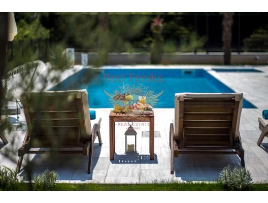 Montenegro Djenovici'de satılık muhteşem villa, Kotor-Bay satılık müstakil ev, Kotor-Bay satılık villa