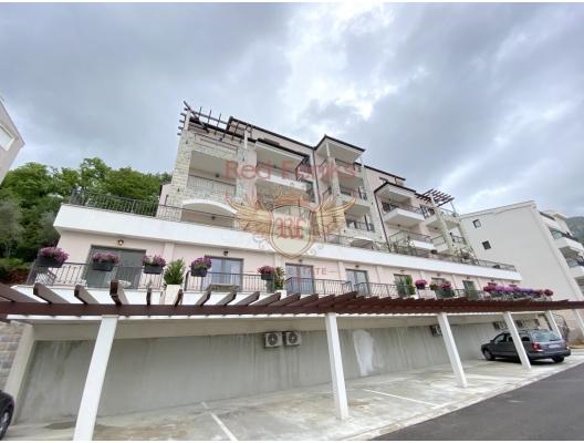 New Residential Complex in Przno, becici satılık daire, Karadağ da ev fiyatları, Karadağ da ev almak