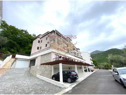 New Residential Complex in Przno, Montenegro da satılık emlak, Becici da satılık ev, Becici da satılık emlak