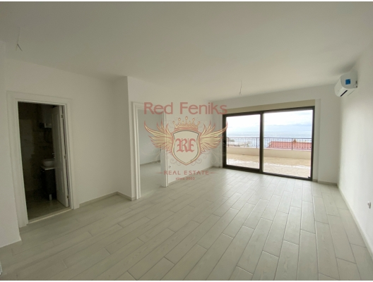 New Residential Complex in Przno, Becici dan ev almak, Region Budva da satılık ev, Region Budva da satılık emlak