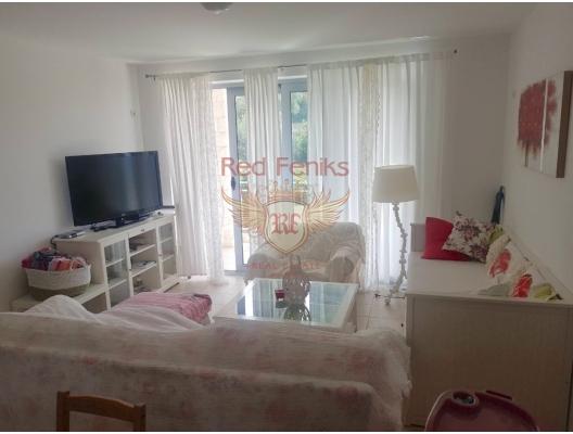 Petrovac'ta Yeni İki Yatak Odalı Daire 2+1, Becici da ev fiyatları, Becici satılık ev fiyatları, Becici da ev almak