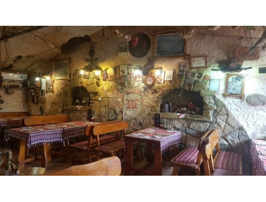 Cosy Restaurant in the Old Bar, property in Montenegro, hotel for Sale in Montenegro