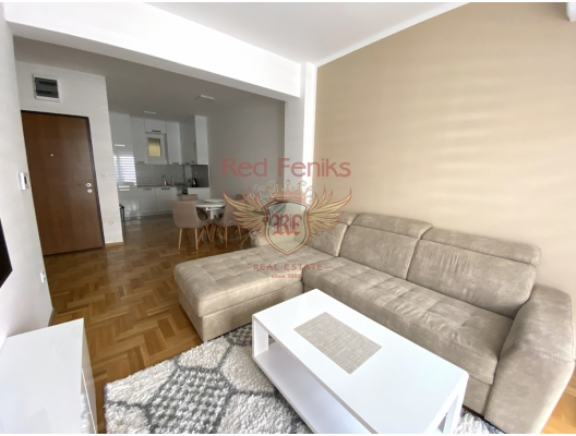 One Bedroom Apartment in Budva With Mountain View, apartments in Montenegro, apartments with high rental potential in Montenegro buy, apartments in Montenegro buy