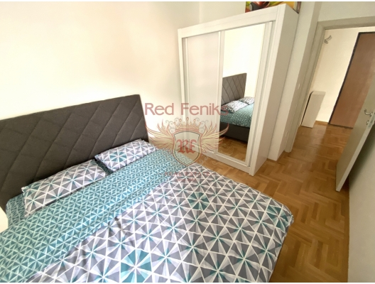 One Bedroom Apartment in Budva With Mountain View, apartment for sale in Region Budva, sale apartment in Becici, buy home in Montenegro