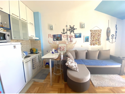 Panoramic Apartment in Becici, apartments in Montenegro, apartments with high rental potential in Montenegro buy, apartments in Montenegro buy