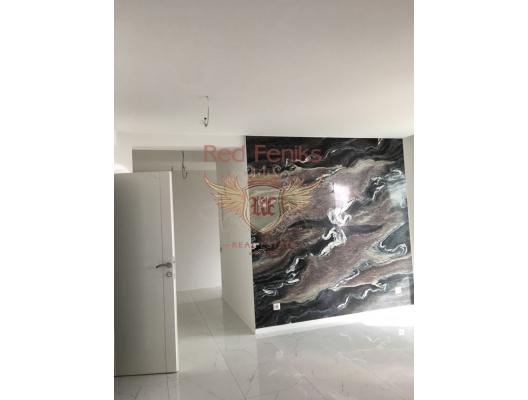 Two-bedroom apartment in Becici, becici satılık daire, Karadağ da ev fiyatları, Karadağ da ev almak